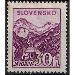 Slovensko Známka 6349