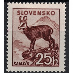 Slovensko Známka 6350