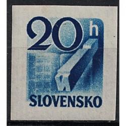 Slovensko Známka 6351