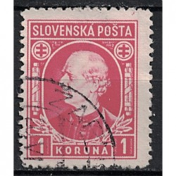 Slovensko Známka 6356