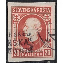 Slovensko Známka 6357