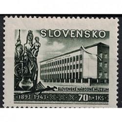 Slovensko Známka 6358