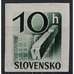 Slovensko Známka 6366
