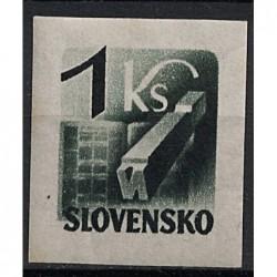 Slovensko Známka 6370