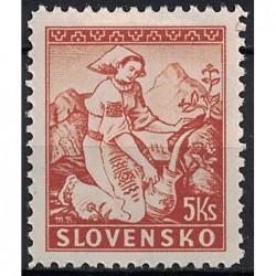 Slovensko Známka 6371