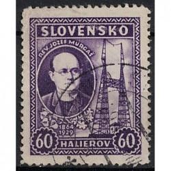 Slovensko Známka 6372
