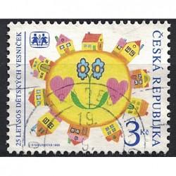 Česká Republika Známka 6391