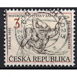 Česká Republika Známka 6392