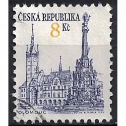 Česká Republika Známka 6395
