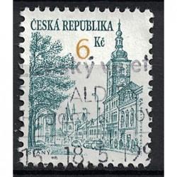 Česká Republika Známka 6398