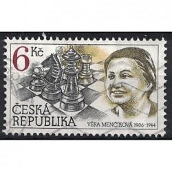 Česká Republika Známka 6402