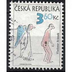 Česká Republika Známka 6405