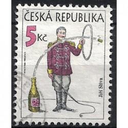 Česká Republika Známka 6407
