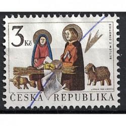 Česká Republika Známka 6410