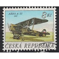 Česká Republika Známka 6411