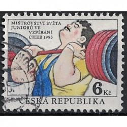 Česká Republika Známka 6415