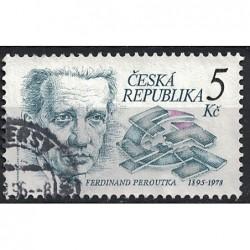 Česká Republika Známka 6418