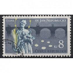 Česká Republika Známka 6419