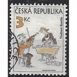 Česká Republika Známka 6423