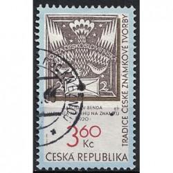 Česká Republika Známka 6428