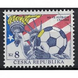 Česká Republika Známka 6436