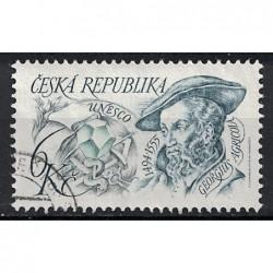 Česká Republika Známka 6438