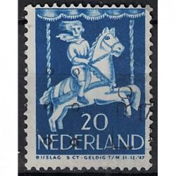 Holandsko Známka 6466