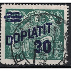 Československo Známka 6480