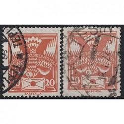 Československo Známka 6498