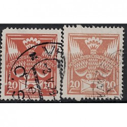 Československo Známka 6499