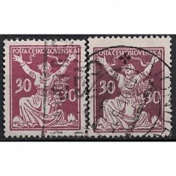 Československo Známka 6512