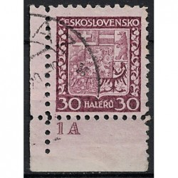 Československo Známka 6540
