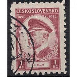 Československo Známka 6552