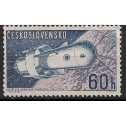 Československo Známka 6610