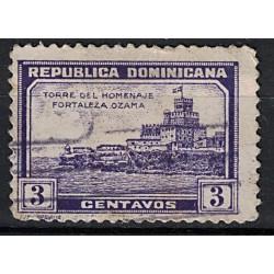 Dominicana Známka 6767