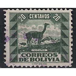 Bolivia Známka 6776