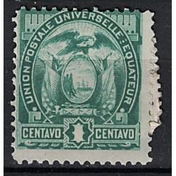 Ecuador Známka 6784