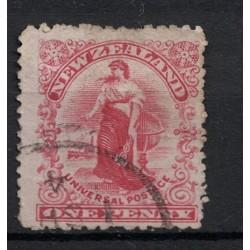 New Zealand Známka 6801