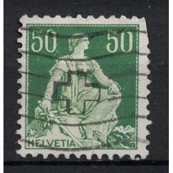Helvetia Známka 6810