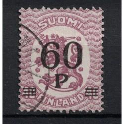 Finsko Známka 6816