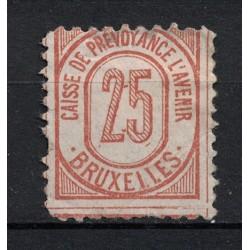 Bruxelles Známka 6846