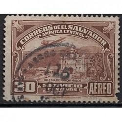 Salvador Známka 6852