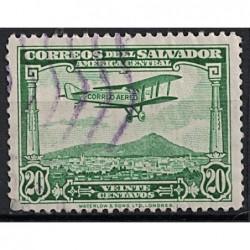 Salvador Známka 6854