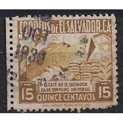 Salvador Známka 6855