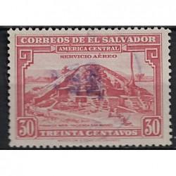 Salvador Známka 6865