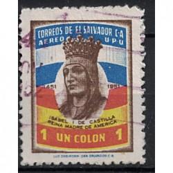 Salvador Známka 6867