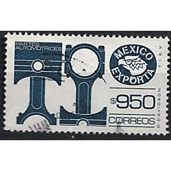 Mexico Známka 6901