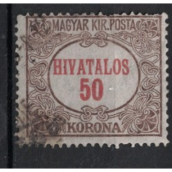 Madarsko Známka 6979