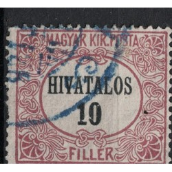 Madarsko Známka 6984
