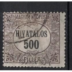 Madarsko Známka 6986